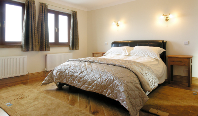 Dundrum Cottage Double Bedroom
