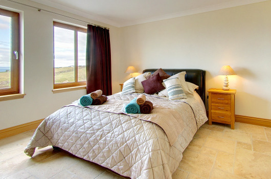 Double Bedroom, Inchmalloch House