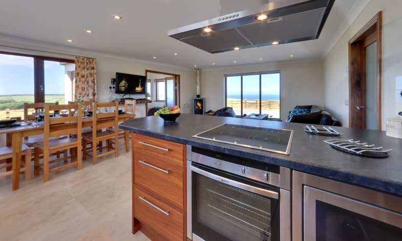 Millwheel Cottage Kitchen, Wigtownshire