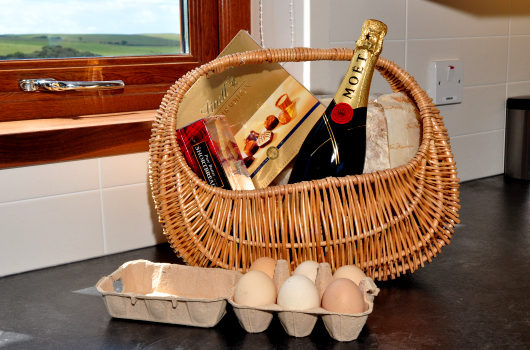 Millwheel Cottage Welcome Pack, Dumfries & Galloway
